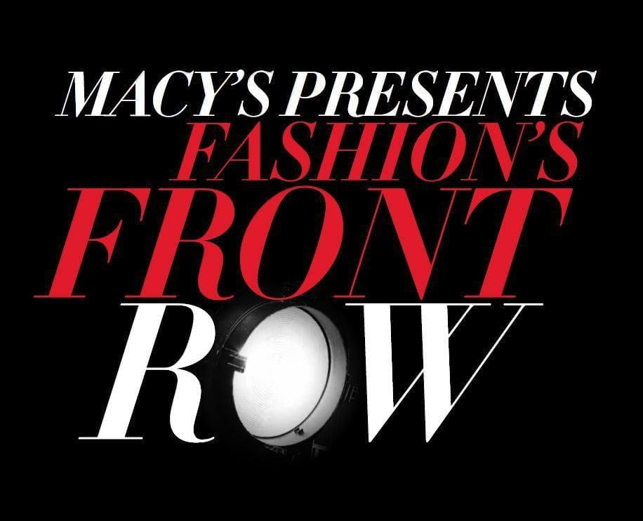 7943a2e7cfd Macy s Presents Fashion s Front Row in Houston ...