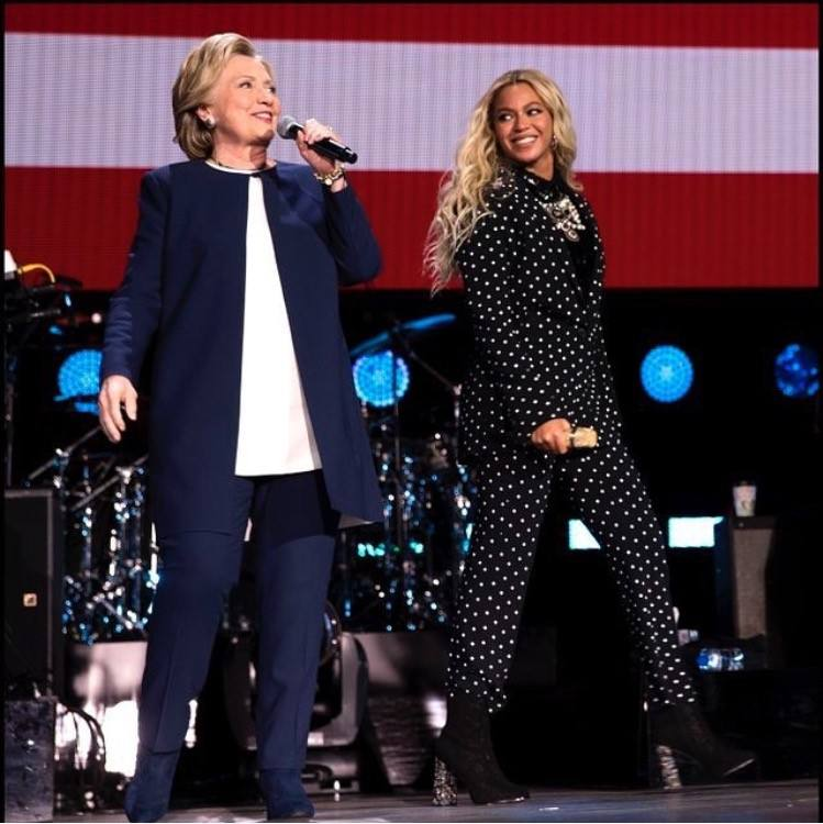 What it Means to be a Woman in America | Hillary Clinton, Beyonce | The B Werd
