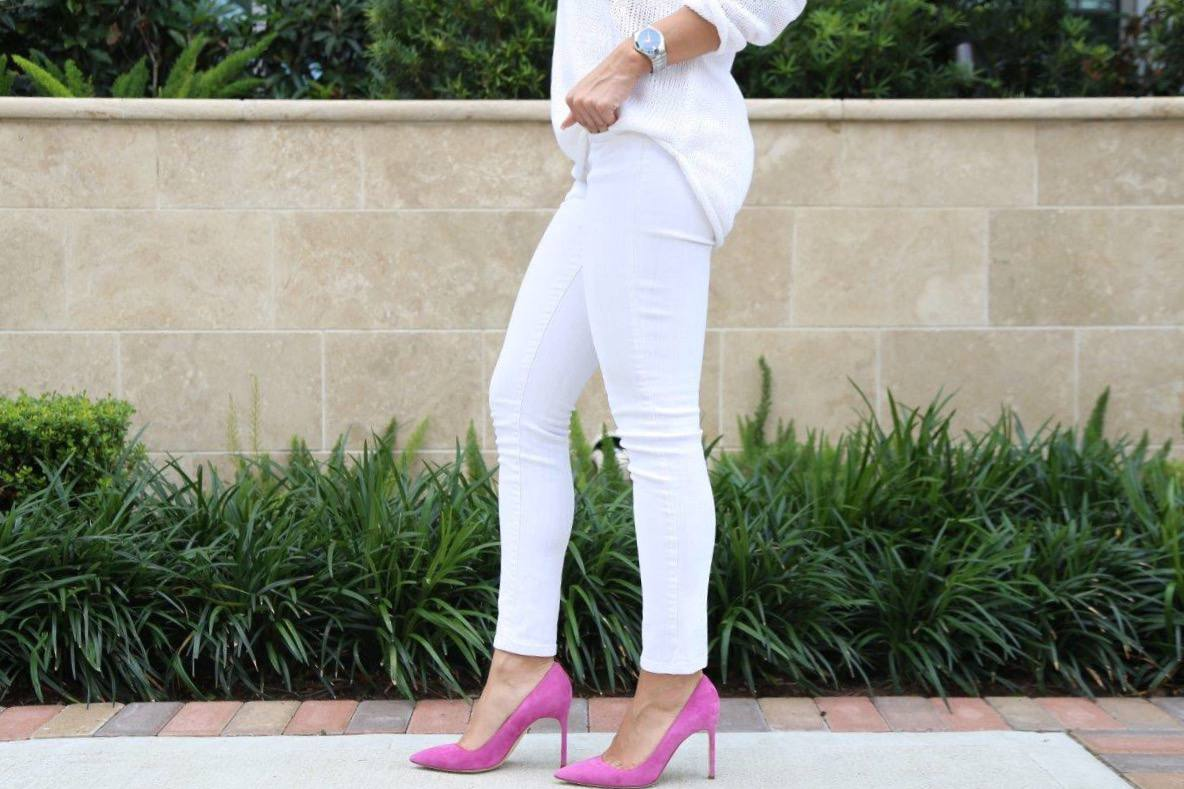 Pop of Pink | Style Guide | The B Werd