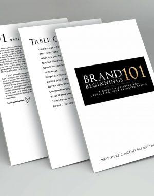 Brand Beginnings 101 Werkbook