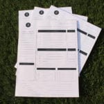 Secure The Brand Notepad | The B Werd