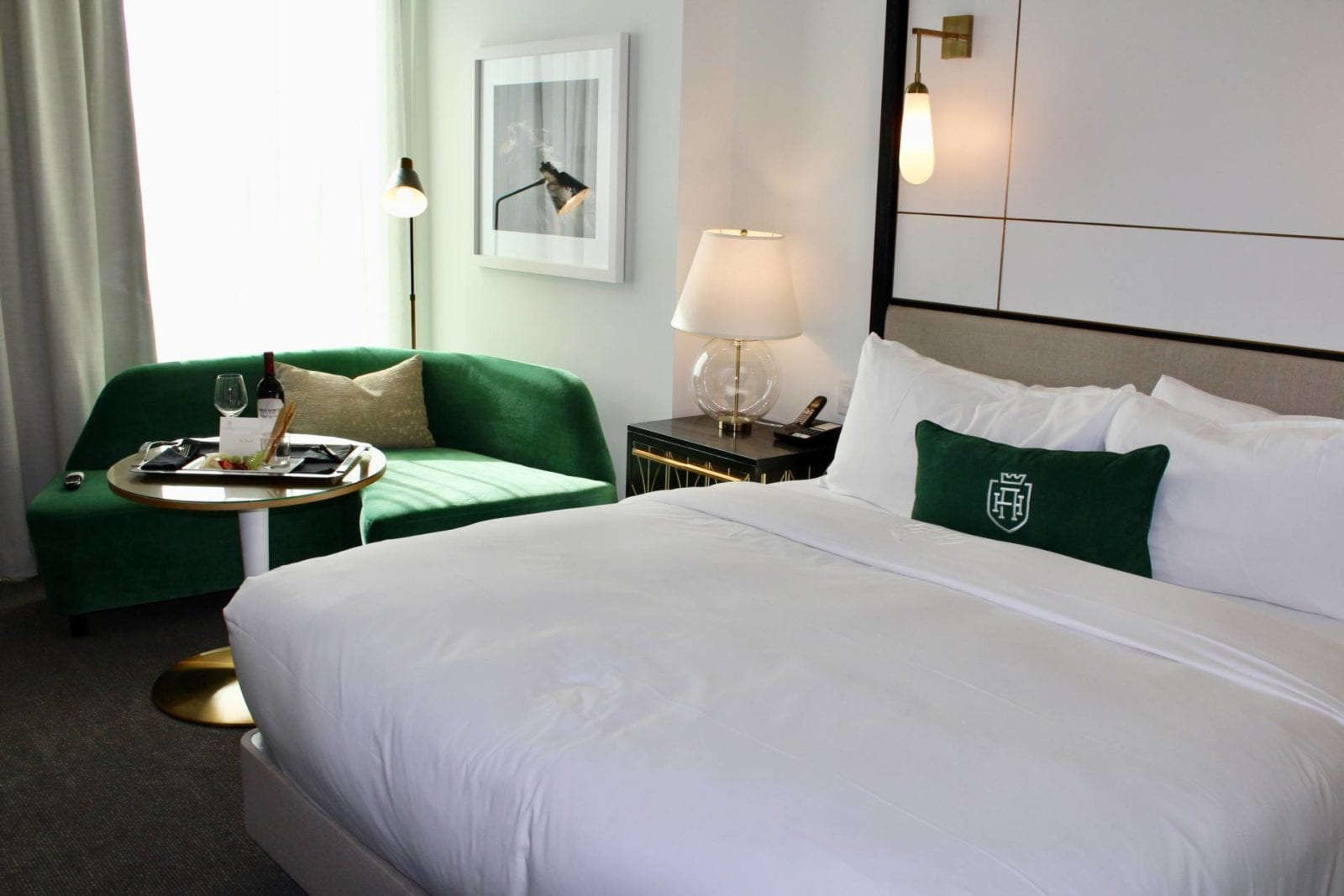 A Staycation at Hotel Alessandra Houston | The B Werd